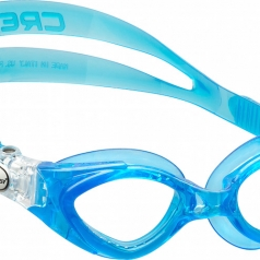 Очки Cressi KING CRAB голубой силикон